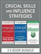 Crucial Skills and Influence Strategies (EBOOK BUNDLE)