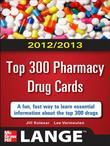 2012-2013 Top 300 Pharmacy Drug Cards
