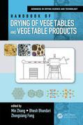 Handbook of Drying of Vegetables and Vegetable Products