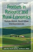 """Frontiers in Resource and Rural Economics: """"Human-Nature, Rural-Urban Interdependencies"""""""