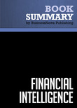 Summary: Financial Intelligence