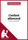 L'Enfant allemand de Camilla Lckberg (Fiche de lecture)