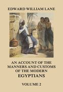 An Account of The Manners and Customs of The Modern Egyptians, Volume 2