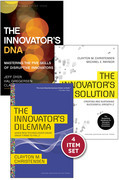 Disruptive Innovation: The Christensen Collection (The Innovator's Dilemma, The Innovator's Solution, The Innovator's DNA, and Harvard Business Review