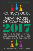 The Politicos Guide to the New House of Commons 2017