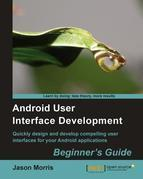 Android User Interface Development: Beginner's Guide