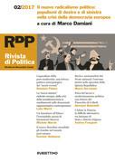 Rivista di Politica 2/2017