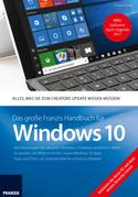 Das große Franzis Handbuch für Windows 10 Update 2017