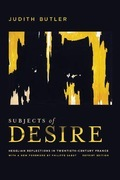 Subjects of Desire: Human Reflections in 20th Century France