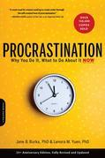 Jane B. Burka - Procrastination: Why You Do It, What to Do About It Now
