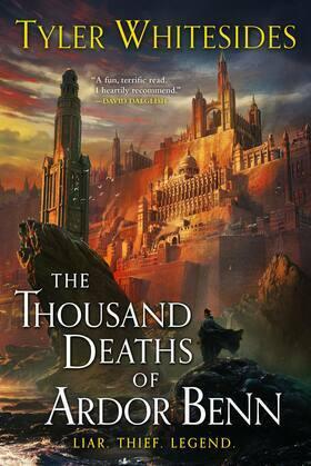 New Tyler Whitesides Novel #1