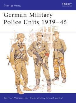 German Military Police Units 1939-45