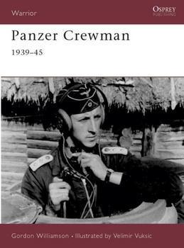 Panzer Crewman 1939-45