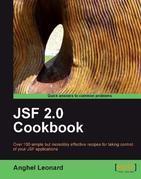 Jsf 2.0 Cookbook