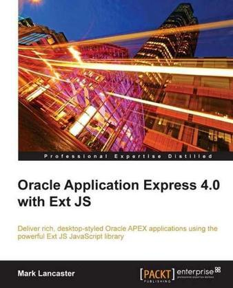 Oracle Application Express 4.0 with Ext JS