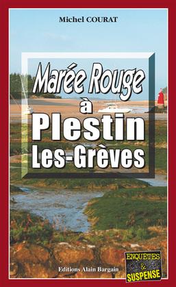 Marée rouge à Plestin-les-Grèves