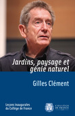 Jardins, paysage et gnie naturel