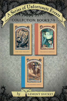A Series of Unfortunate Events Collection: Books 7-9