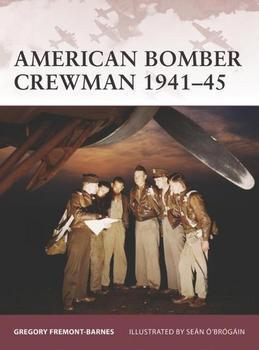 American Bomber Crewman 1941-45