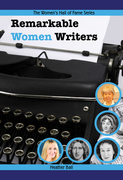 Remarkable Women Writers