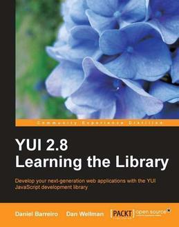 YUI 2.8 Learning the Library
