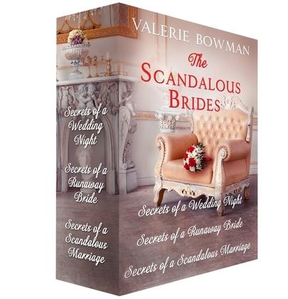 The Scandalous Brides: Books 1-3