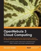 OpenNebula 3 Cloud Computing