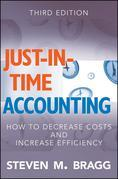 Just-in-Time Accounting: How to Decrease Costs and Increase Efficiency