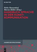 Handbuch Sprache in der Kunstkommunikation
