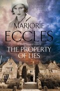Property of Lies, The: A 1930s' historical mystery