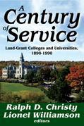 A Century of Service: Land-Grant Colleges and Universities, 1890-1990