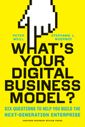 What's Your Digital Business Model?