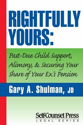Rightfully Yours: Past-Due Child Support, Alimony, and Securing Your Share of Your Ex's Pension