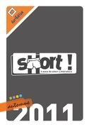 Prix de la short Littérature - collection automne 2011