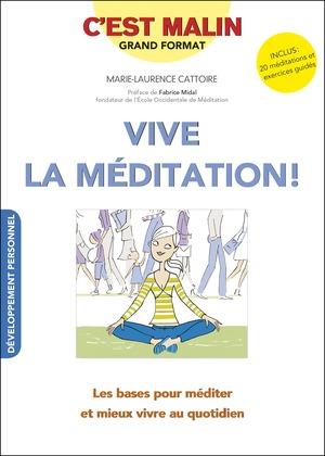 Image de couverture (Vive la méditation ! c'est malin !)