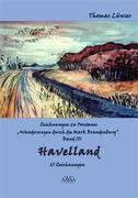 Zeichnungen zu Fontanes »Wanderungen durch die Mark Brandenburg« – Band III