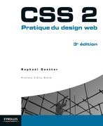 CSS 2 - Pratique du design web