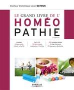 Le grand livre de l'homéopathie