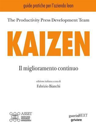 Kaizen. Il miglioramento continuo
