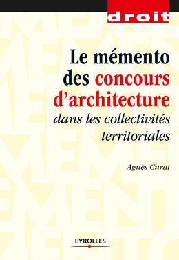 Le mémento des concours d'architecture dans les collectivités territoriales