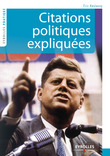 Citations politiques expliquées
