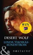 Desert Wolf (Mills & Boon Nocturne)