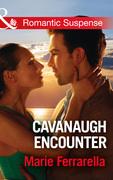 Cavanaugh Encounter (Mills & Boon Romantic Suspense) (Cavanaugh Justice, Book 36)