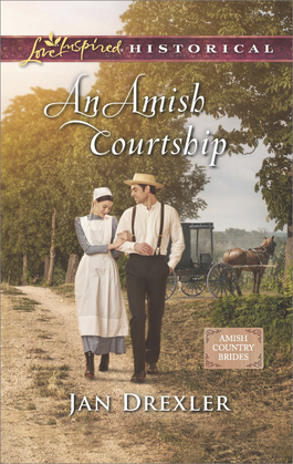 An Amish Courtship (Mills & Boon Love Inspired Historical) (Amish Country Brides, Book 1)