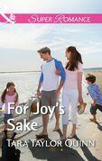 For Joy's Sake (Mills & Boon Superromance) (Where Secrets are Safe, Book 12)