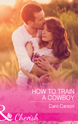 How To Train A Cowboy (Mills & Boon Cherish) (Texas Rescue, Book 6)