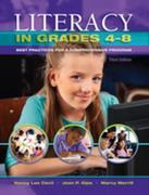 Literacy in Grades 4-8: Best Practices for a Comprehensive Program