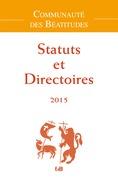 Statuts et Directoires 2015