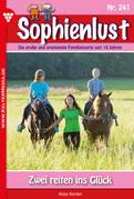 Sophienlust 241 - Liebesroman
