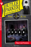 Butler Parker 119 – Kriminalroman